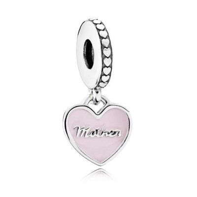 I Amore Mamma Fascino Sterling Argento