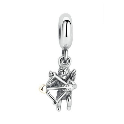 Cupid Fascino Sterling Argento