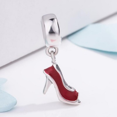 Rosso tacos Fascino Sterling Argento